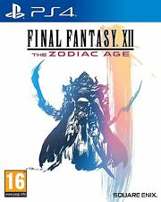Final Fantasy XII 12 Zodiac Age | PlayStation 4 PS4