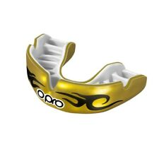 Opro Power Fit Urban Mouth Guard Gold Gum Shield Custom MMA Boxing Martial Arts