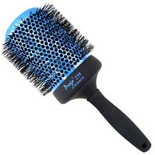 Spornette - Prego Tourmaline Bristle Round Ceramic Barrel Hair Brush - #279