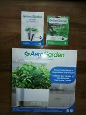 AeroGarden Harvest 6 Pod Hydroponic Home Garden System w/ 19 pods included!