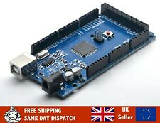 Arduino Mega2560 R3 Compatible Board with CH340G USB, UK Stock