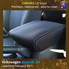 Fits Volkswagen VW Amarok (Feb 11-now) CONSOLE Lid Premium Tough Neoprene Cover