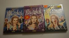 Lot of 3 Bewitched Season 1 2 3 DVD with case colorized