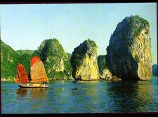 HA LONG / HON BA HAM (VIETNAM) BATEAU à VOILE