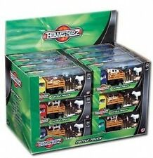 DIECAST TOY CATTLE TRUCK with farm animals - RED GREEN BLUE YELLOW FARM TRUCK