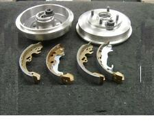FORD FIESTA 2002-08 FORD FUSION REAR BRAKE DRUMS WITH BEARING FITTED LH RH