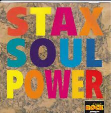 CD IL GRANDE ROCK (DEA2275) STAX SOUL POWER - EDDIE FLOYD, RUFUS THOMAS....