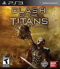 Clash of the Titans: The Video Game (Sony PlayStation 3, 2010)