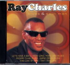 - CD - RAY CHARLES - Blues & soul man