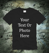 Custom Shirt - YOUR PERSONALIZED PHOTO OR TEXT DESIGN