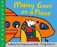 Maisy Goes on a Plane, Paperback by Cousins, Lucy, Brand New, Free shipping i...