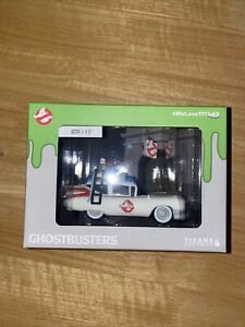 Ghostbusters Titans Ecto-1