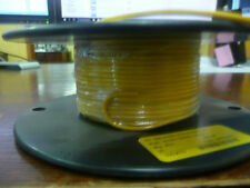 UL1015   22awg   Yellow  PVC  300V  Stranded  Approx 50ft