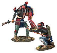 BRITAINS SOLDIERS 16041 - Art of War, Battle of Bushy Run No.3