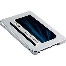 Crucial MX500 2TB 3D NAND SATA 2.5 Inch SSD (CT2000MX500SSD1) Internal Hard...