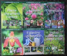 Il Giardinaggio step by step vol. 5-6-7-8-9-10