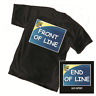 San Diego Comic Con SDCC @HOME Front / End of Line Shirt MEN'S 2XL or 3XL