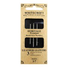 Whitecroft Heritage Leather Glovers Needles 3/7 86791
