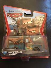 Disney Cars 2 Race Team Mater-Neuf