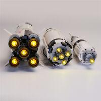 LED Light Kit For LEGO 21309 The Apollo Satrn 5 DIY Lighting Set Bricks Toys