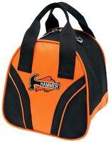 Hammer 1 Ball Add On Plus One Bowling Bag Orange Black FAST SHIPPING