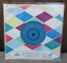 "GEOFF GODDARD GIRL BRIDE / FOR ETERNITY HMV POP938 1961 7"" 45RPM RECORD EX/EX!"