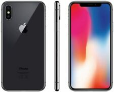 Apple Iphone X 64GB Space Gray Ricondizionato Grado B