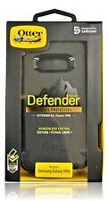 NEW Otterbox Defender Series Case W/ Clip for Samsung Galaxy S10E - Black
