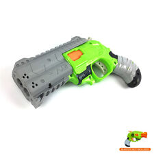 MaLiang 3D Print HandGun Barrel Rail Gray for Nerf Double Strike Modify Toy