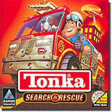 Tonka Search and Rescue  Kid's tackle exciting air land and sea missions  NEW