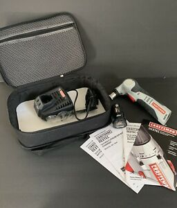 Craftsman NEXTEC Hammerhead Auto-Hammer 12V Cordless w/ Case/Charger/Battery Ion