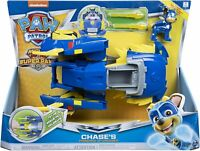 Paw Patrol Mighty Pups Super Paws Chase's Powered Up Police Cruiser Car Vehicle