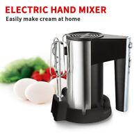 Electric Whisk 5-Speeds For Cooking Kitchen Blender Beater Egg Whisk Lightweight