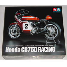 Tamiya 23210 Honda CB750 Racing Semi-Assembled Premium Model 1/6