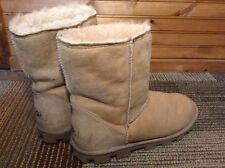 UGG Australia Women's Winter Sheepskin Boots Size 8