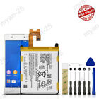 For Sony Xperia Z2 D6543 D6502 D6503 L50W Replacement Battery LIS1543ERPC Tools