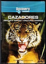 Hunters Tooth & Claw / Dangerous Sea/Cazadores-Spanish-Mexico-Discovery Channel