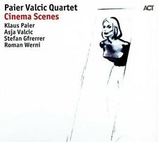 Paier Valcic Quartet - Cinema Scenes (NEW CD)