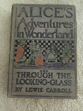 Alice's Adventures in Wonderland and Through the Looking Glass 1915 film editi