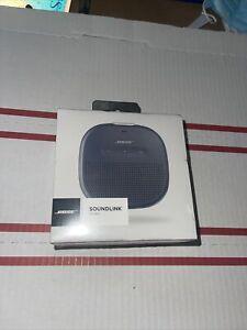 New Bose SoundLink Micro Waterproof Bluetooth Speaker - Midnight Blue