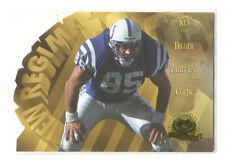 1996 Edge President's Reserve New Regime #22 Ken Dilger Indianapolis Colts