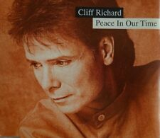 "CLIFF RICHARD : PEACE IN OUR TIME ( 7"" EDIT / 12"" EXTENDED MIX ) - [ CD MAXI ]"