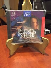 Microsoft Multimedia Schubert The Trout Quintet PC CD-ROM Alan Rich 1993 Win.3.1
