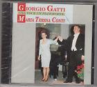 GIORGIO GATTI / MARIA TERESA CONTI - una voce un pianoforte CD