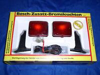 Bosch Zusatzbremsleuchten 70/80er Jahre Neu BOSCH High Level Brake Lamps NOS
