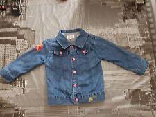Veste en jean - la compagnie des petits LCDP - 24 mois