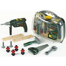 Theo Klein Bosch Werkzeugkoffer mit Bohrmaschine, Kinderwerkzeug
