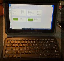 Dell Latitude 7202 Rugged Tablet M-5Y71 8GB 128GB SSD Windows 10 PRO w/Keyboard
