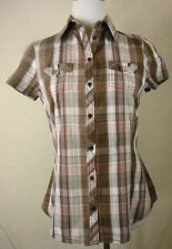 TAILOR Kurzarm Damenblusen, - Tops & -Shirts in Größe 38 TOM