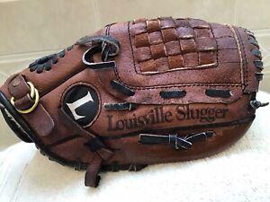 "Louisville Slugger LS1000P 11"" Youth Baseball Softball Glove Right Hand Throw"